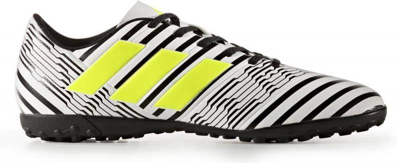 Adidas Hoops Mid 2.0 leren sneakers zwart Vindjeschoen.nl