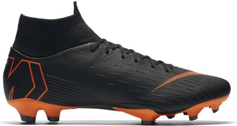 Nike Mercurial Superfly 6 Academy MG Total Orange Black