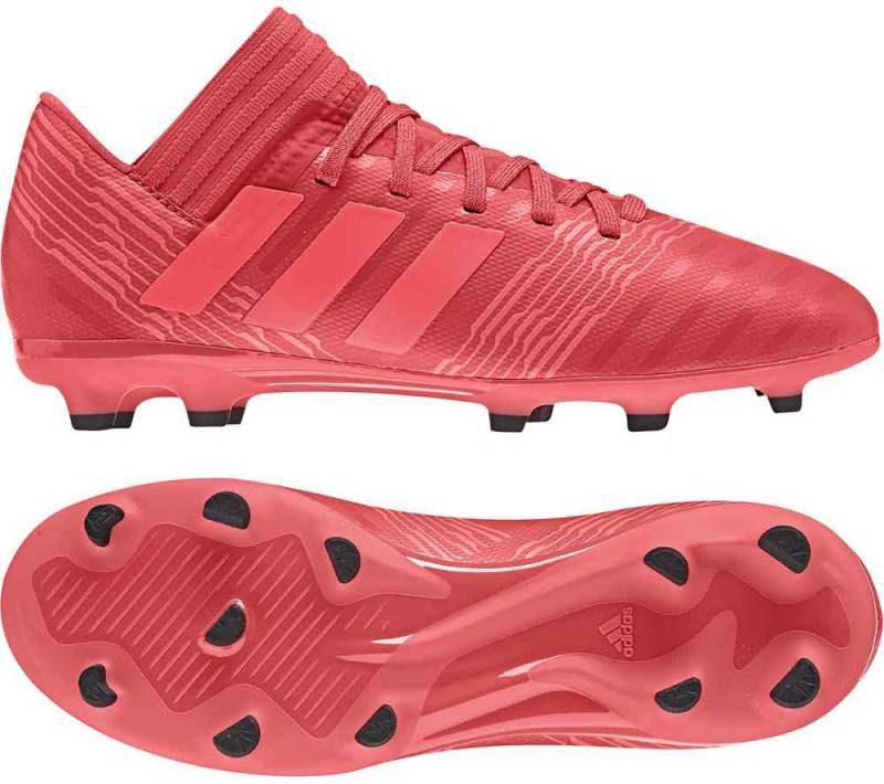 Adidas NEMEZIZ 17.3 FG Reacor Redzes Core Black Kids