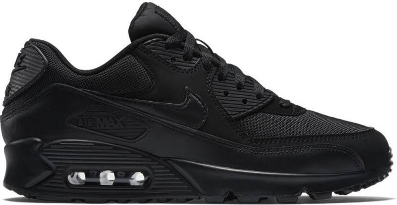 Nike Air Max 90 Essential men's sneaker Heren zwart