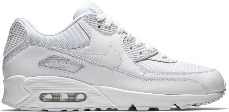Nike Air Max 90 Essential Sneakers in wit 537384 111 Wit