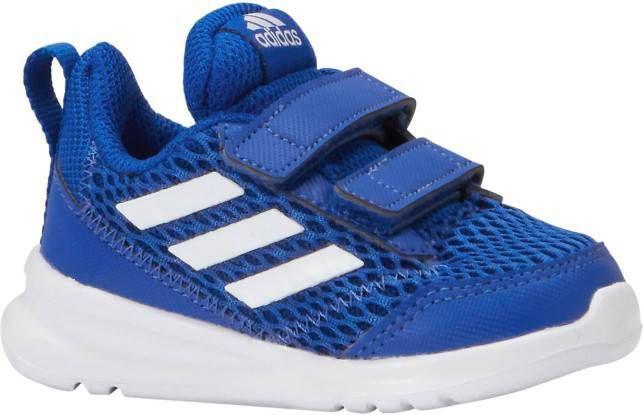 Adidas Performance AltaRun CF I sportschoenen kobaltblauwwit