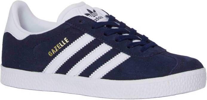 Adidas Originals Gazelle II Kinderen Blauw Kind