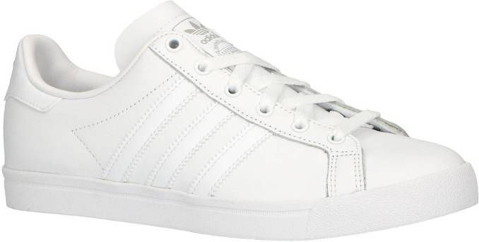 Adidas originals Coast Star J leren sneakers zwart