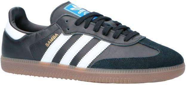 Zwarte Heren Adidas Veter schoenen Vergelijk op