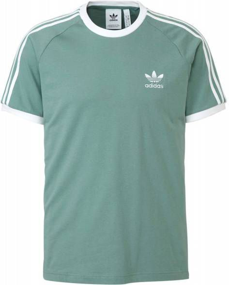 Adidas Originals 3-Stripes California Short Sleeve T-Shirt ...