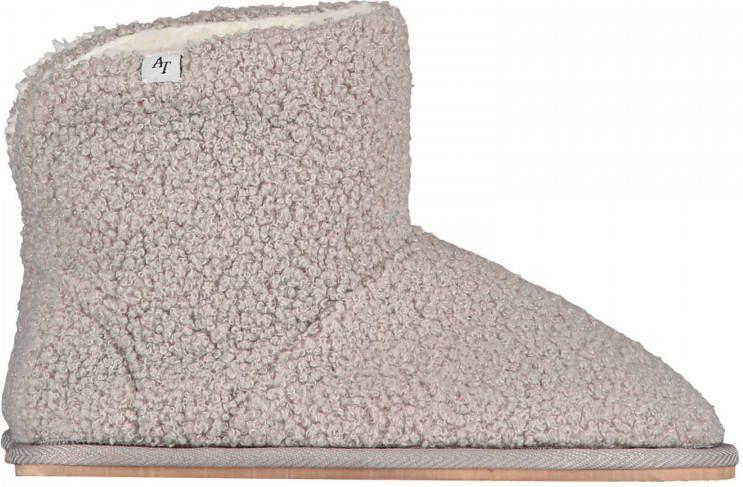 America Today Junior teddy pantoffels grijs online kopen