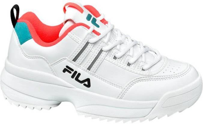 Witte chunky sneaker Fila maat 37
