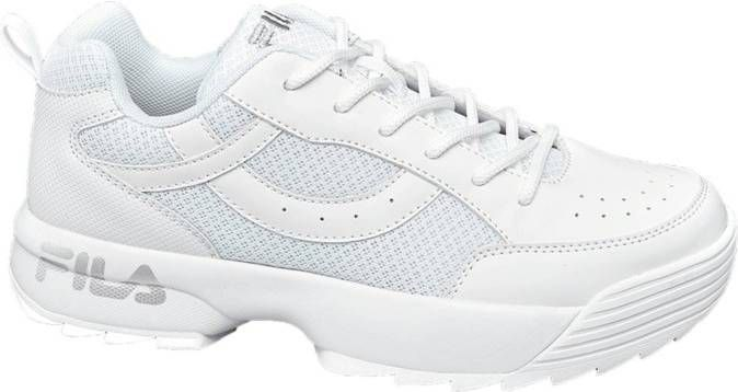Witte chunky sneaker Fila maat 38