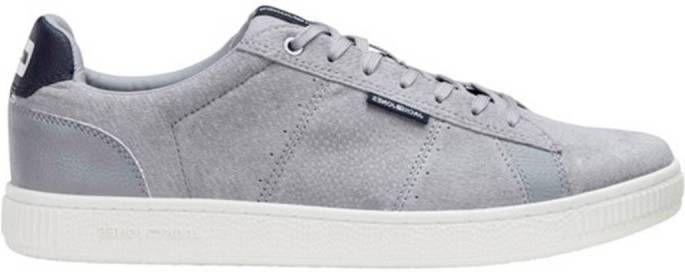 Jack & Jones Suède sneakers met comfortabele voering in grijs-Zilver online kopen
