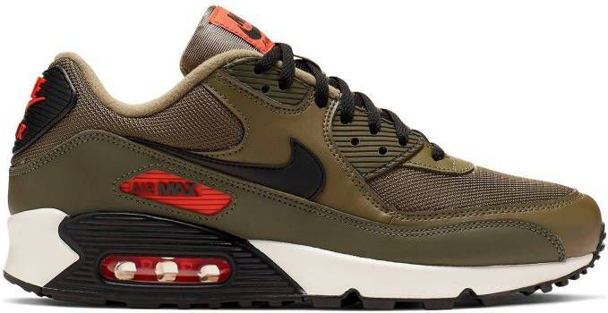 nike air max 90 groen dames