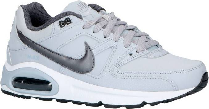 Nike Air Max Command Leather sneakers grijs