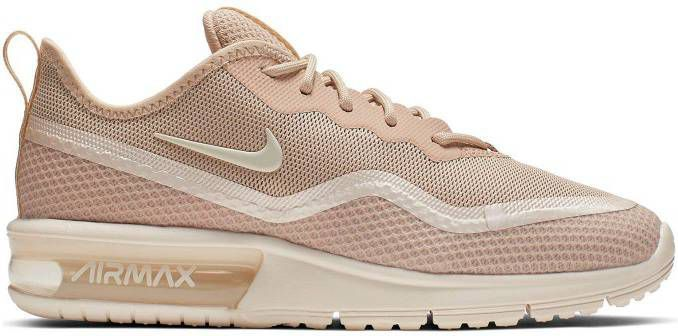 Nike air max sequent 4.5 sneakers roze dames | PINGEAR