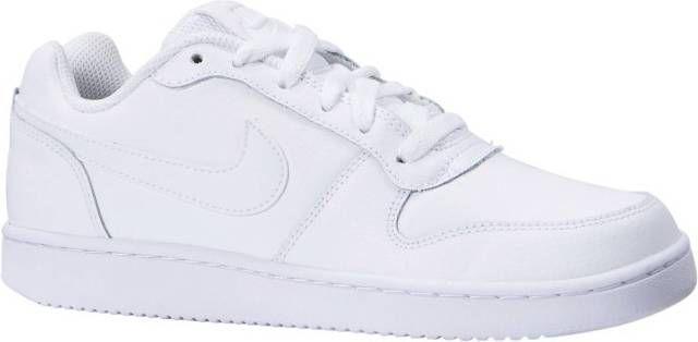 NIKE Ebernon low sneakers zwart dames