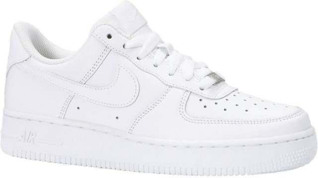 Nike Air Force 1 Low Dames Wit Dames