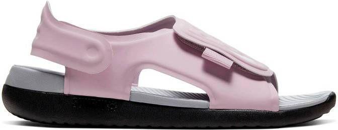 Nike Sunray Adjust 5 (GS/PS) waterschoenen lila kids online kopen