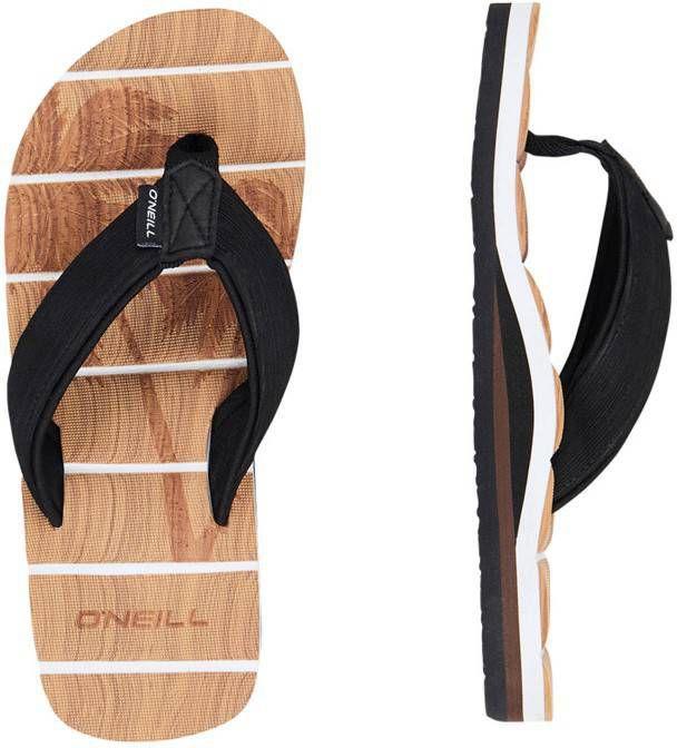 O'Neill Arch Freebeach Sandals teenslippers donkerbruin online kopen