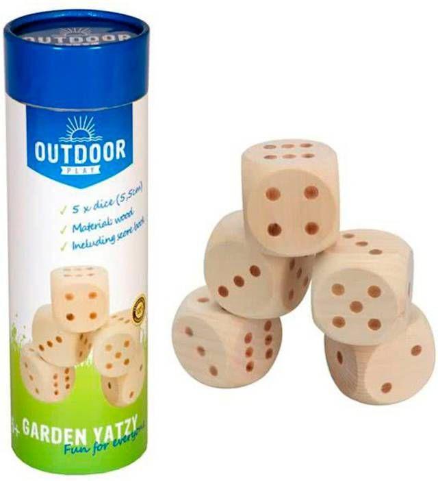 Diversen Outdoor Play Garden Dobbelen online kopen
