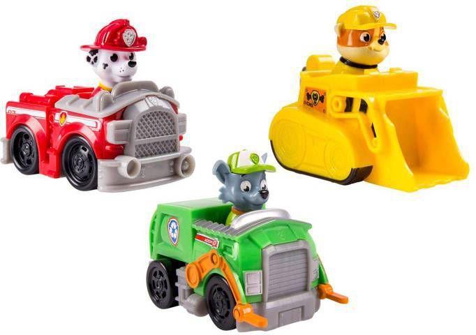 Paw Patrol Rescue Racers Rubble online kopen | Lobbes