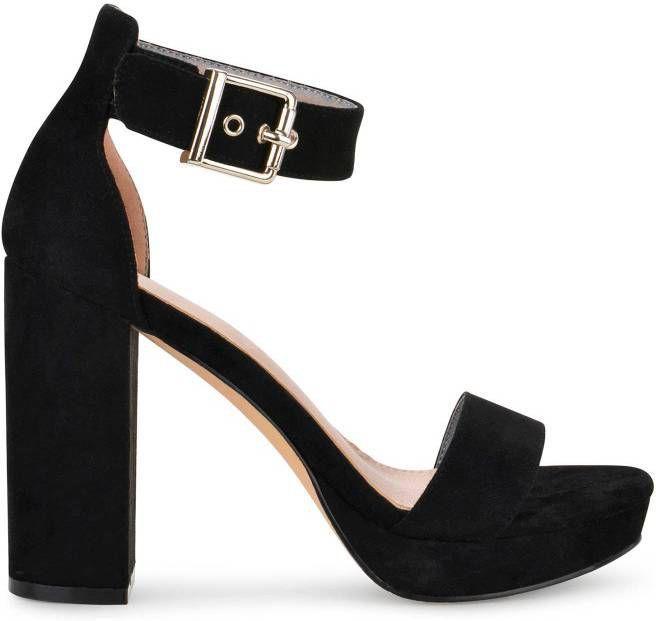 PS Poelman sandalettes zwart online kopen