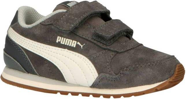 Grijze ST Runner V2 klittenband Puma maat 25