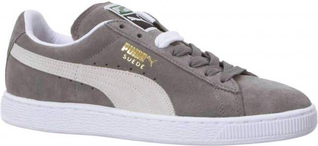 Puma Suede klassieke sneakers in grijs 35263466