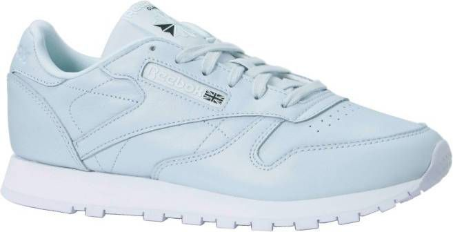 29c7096f2a4 Reebok sneakers classic leather x face dames lichtblauw maat 36 online kopen
