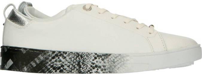 Ted Baker Sneaker relina-quartz printed sole white 241440 online kopen
