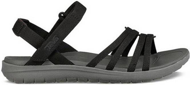 Teva Sanborn Cota oudoor sandalen zwart/grijs online kopen