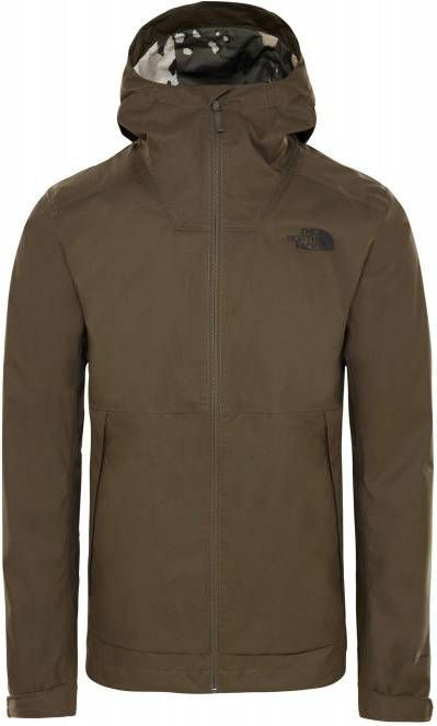 The North Face outdoor jas Millerton groen