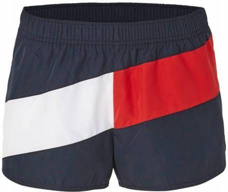 Tommy Hilfiger Menswear Heren ZwemHeren Short Frontrunner.nl