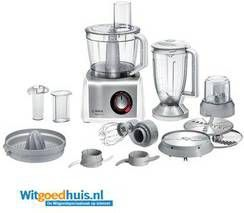 Bosch Multifunctionele keukenrobot MultiTalent 8 MC812S844 online kopen